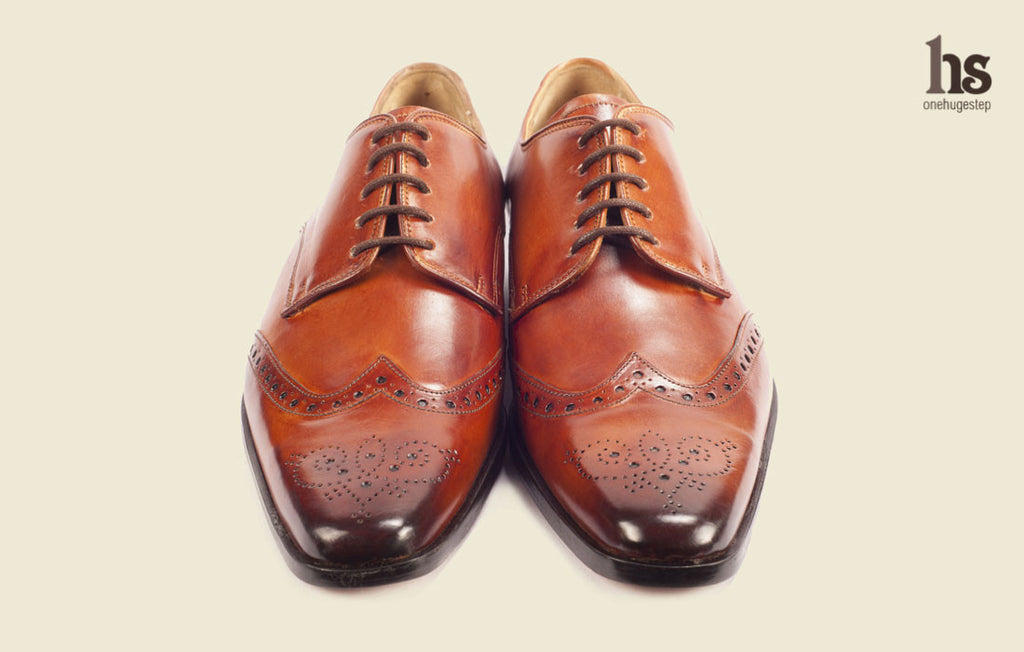 Wingcap Derby Brogue