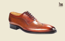 Load image into Gallery viewer, Wingtip Oxford Twin Color