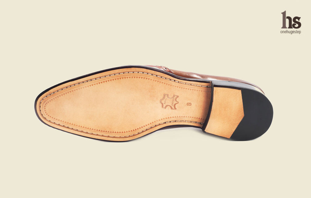 Wingtip Oxford Twin Color