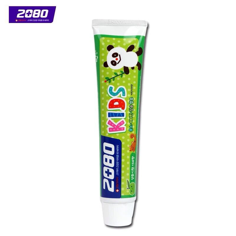2080 Korea Kids Toothpaste Apple Flavour (2-12 Yrs Old)