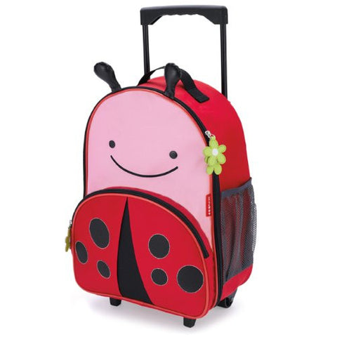Skip Hop Zoo Little Kid Luggage (Lady Bug)