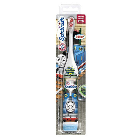 Arm & Hammer SpinBrush Kids Thomas & Friends Powered Toothbrush
