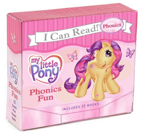 My Little Pony Phonics Fun (My First I Can Read) [Paperback]