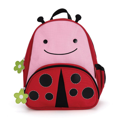 Skip hop Zoo Pack Backpack (Lady Bug)