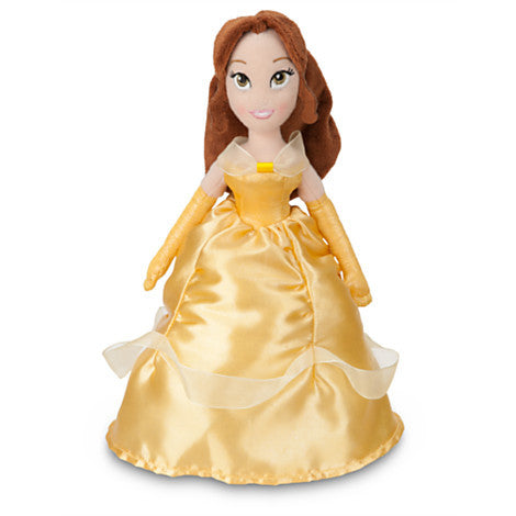 Belle Mini Bean Bag Plush Doll - 12''