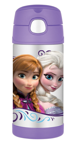 Thermos Stainless Steel Funtainer bottle - Frozen [NEW]