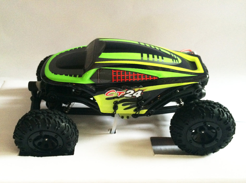 HSP Remote Control Car - CT24 Green