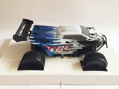 HSP Remote Control Car - TT24 Blue