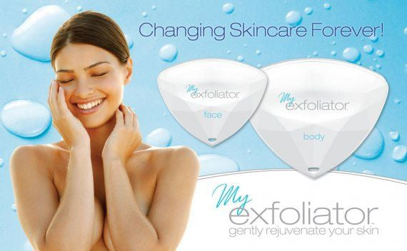 MySkn My exfoliator - Face & Body