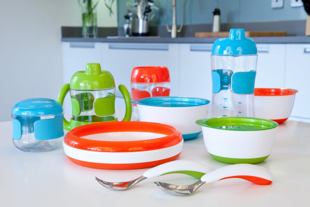 OXO Tot Flip-Top Snack Cup [more colours...]