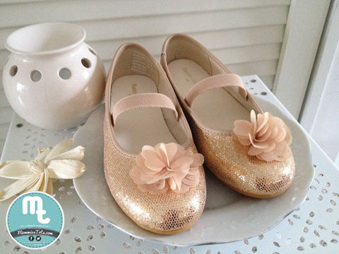 Girls Shoes - Rapunzel