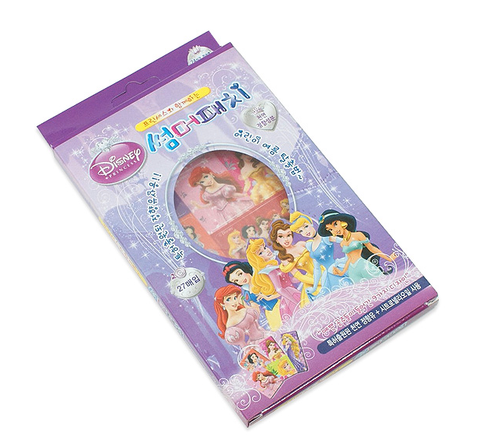 Disney Princess Anti-Mosqito Summer Patch - Korea