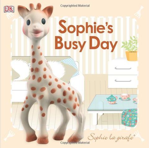 Baby Touch and Feel: Sophie la girafe: Sophie's Busy Day [Board Book]