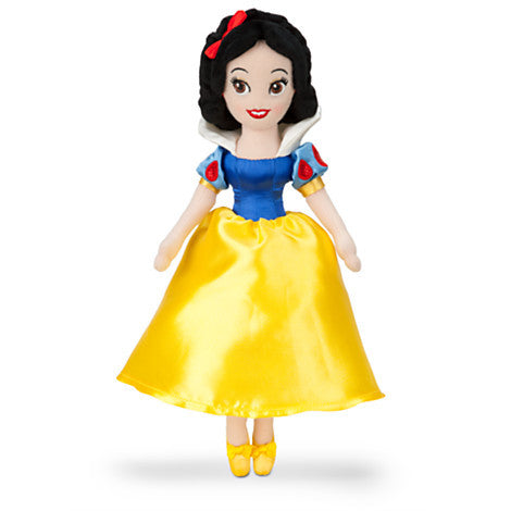 Snow White Mini Bean Bag Plush Doll - 12''
