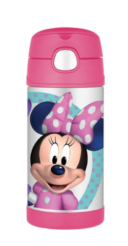 Thermos Stainless Steel Funtainer Bottle - Minnie Mouse