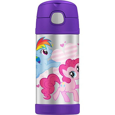 Thermos Stainless Steel Funtainer bottle - My Little Pony [NEW]