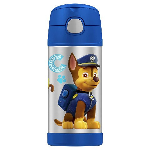 Thermos Stainless Steel Funtainer Bottle Paw Patrol [NEW]