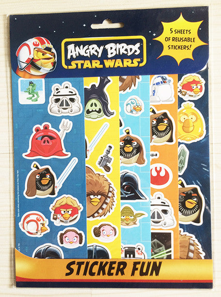 Angry Birds Star Wars Play Pack Set [Various Types]
