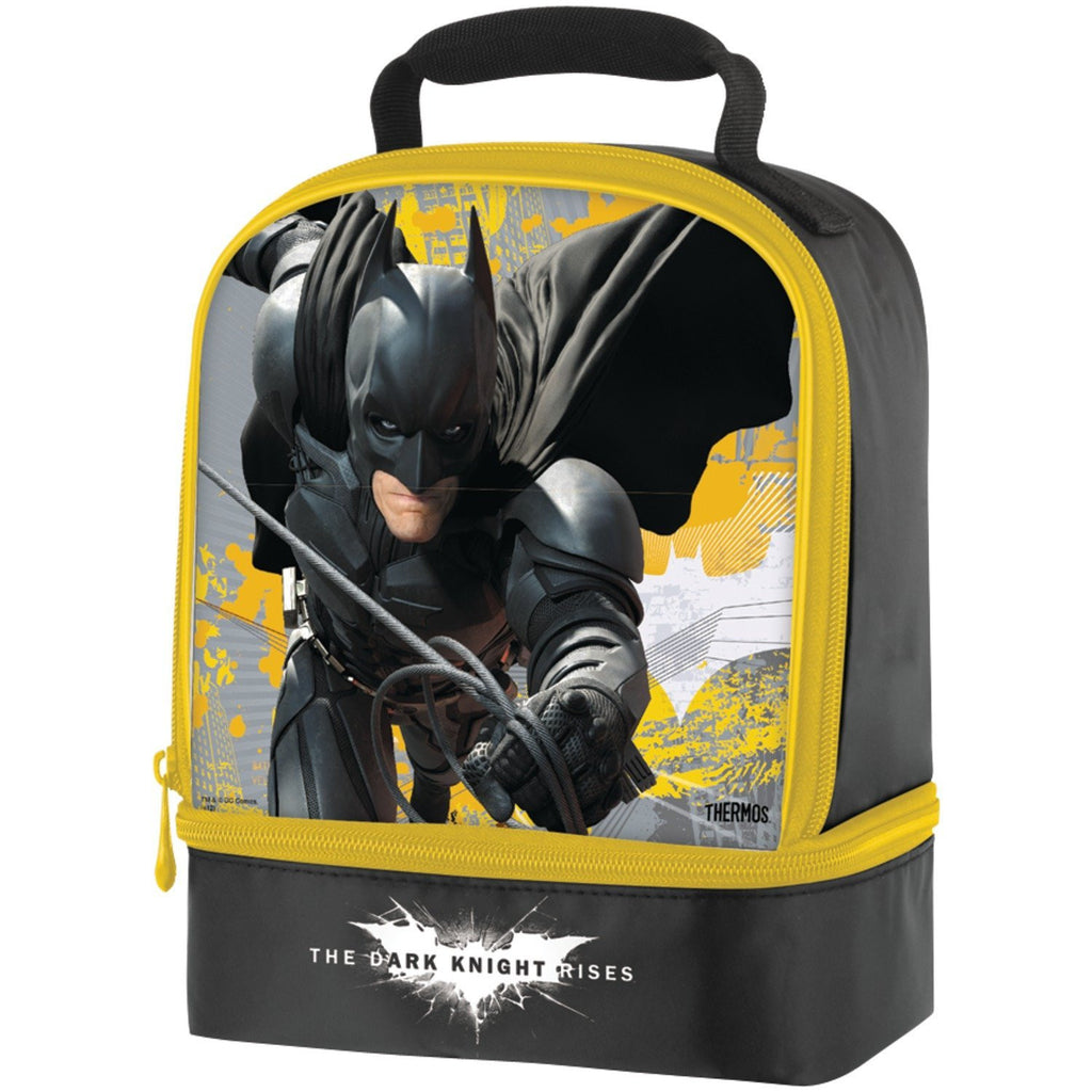 Thermos Batman Movie Dual Soft Lunch Box