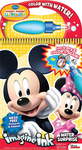 Bendon Publishing Disney Mickey Mouse Clubhouse Water Surprise Book