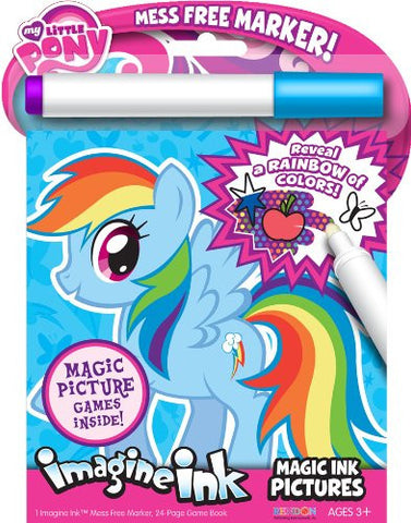 Bendon Publishing My Little Pony Magic Ink Book