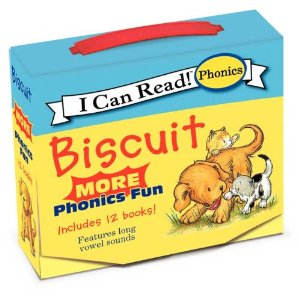 Biscuit: More Phonics Fun (My First I Can Read) [Paperback Cover]