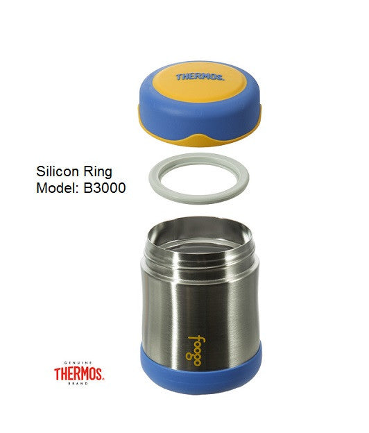 Thermos Foogo Food Jar Replacement Silicon Ring B3000