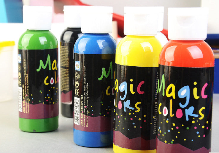 Joan Miro Painting Magic Colours Creativity Set 6 colors - From Spain