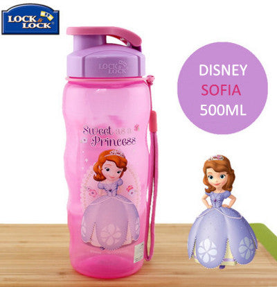Lock n Lock Kids BPA Free Bottle - Princess Sofia