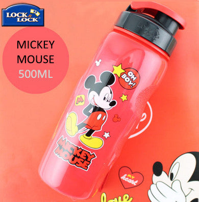 Lock n Lock Kids BPA Free Bottle - Mickey Mouse