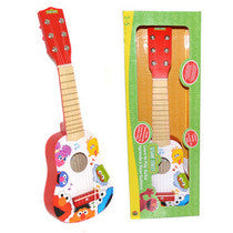 Sesame Street Learn To Play Guitar