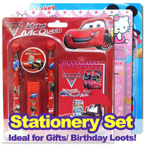 Stationery Set - Various Design