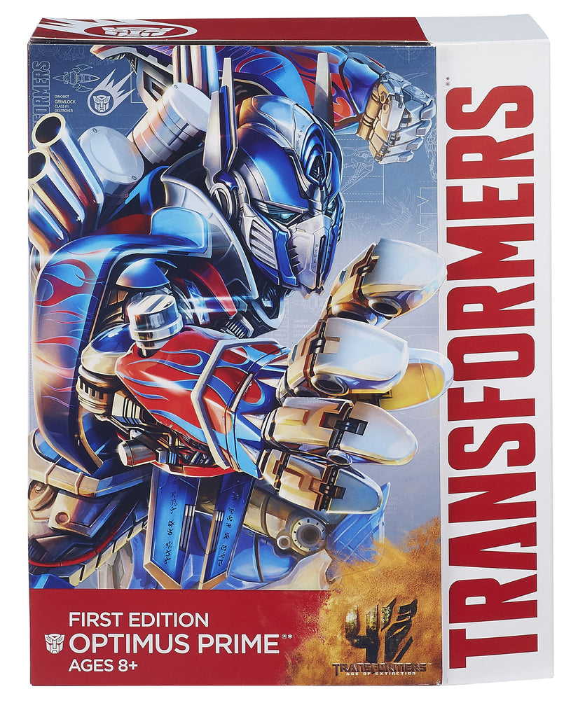 Transformers Optimus Prime Collectors Action Figure - Hasbro