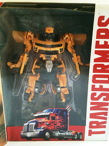 Transformers Bumblebee Collectors Action Figure - Hasbro