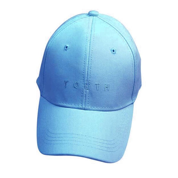 We The Youth Hat - Blue, Default Title, , PINK IN TŌKYŌ