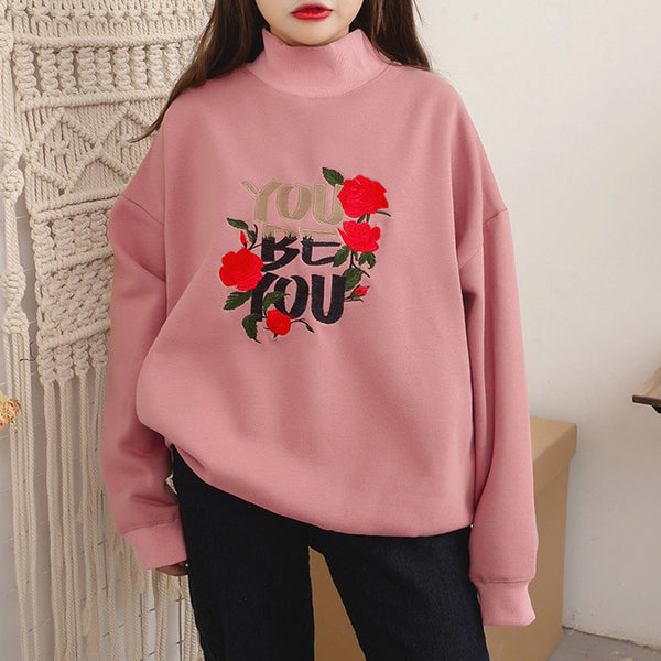 Be You Sweatshirt - Pink, , , PINK IN TŌKYŌ  - 1
