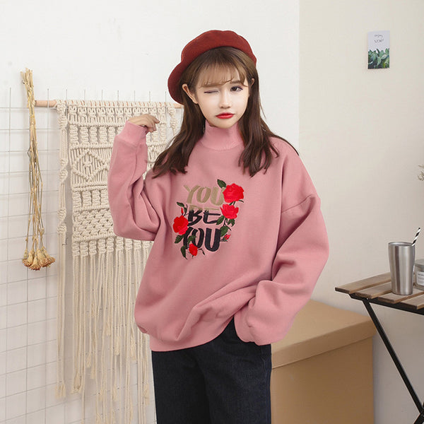 Be You Sweatshirt - Pink, , , PINK IN TŌKYŌ  - 2