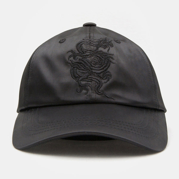 Dragon Hat - Black