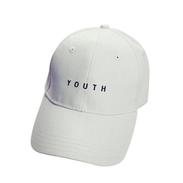 We The Youth Hat - White, , , PINK IN TŌKYŌ