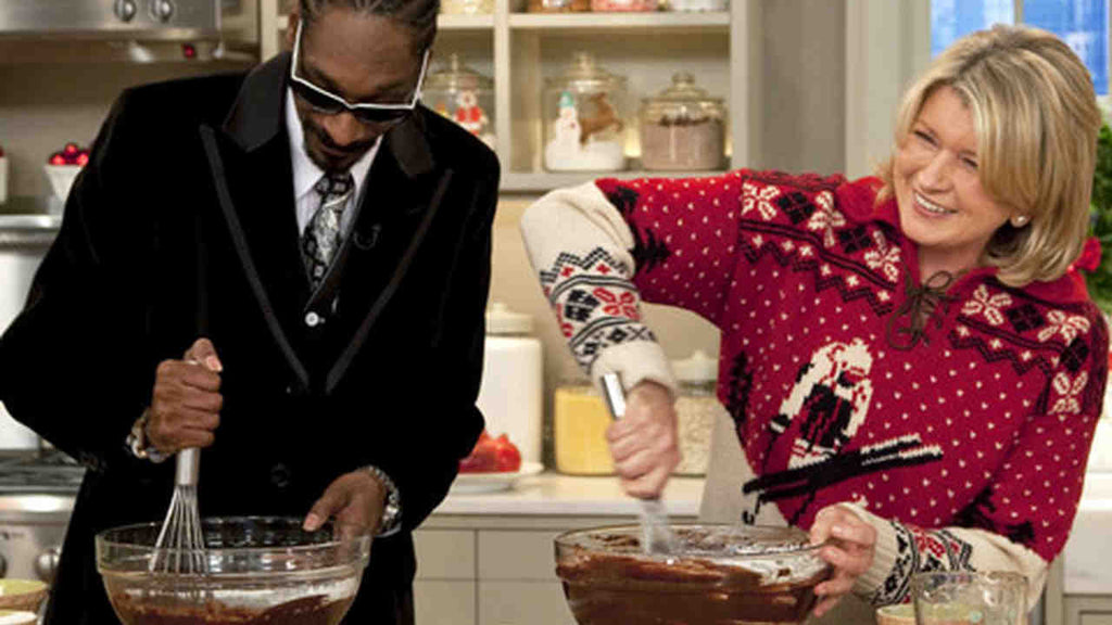 Snoop Dogg & Martha Stewart's Famous Pot Brownie Recipe
