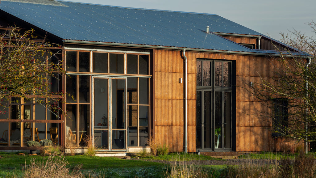 Hemp Cribs: Zero Carbon Hemp Home in Cambridgeshire