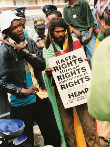 Rasta Rights [credit: Jim Wilkinson]