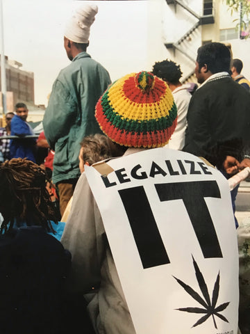 Legalize It - Cape Town, South Africa [credit: Jim Wilkinson]