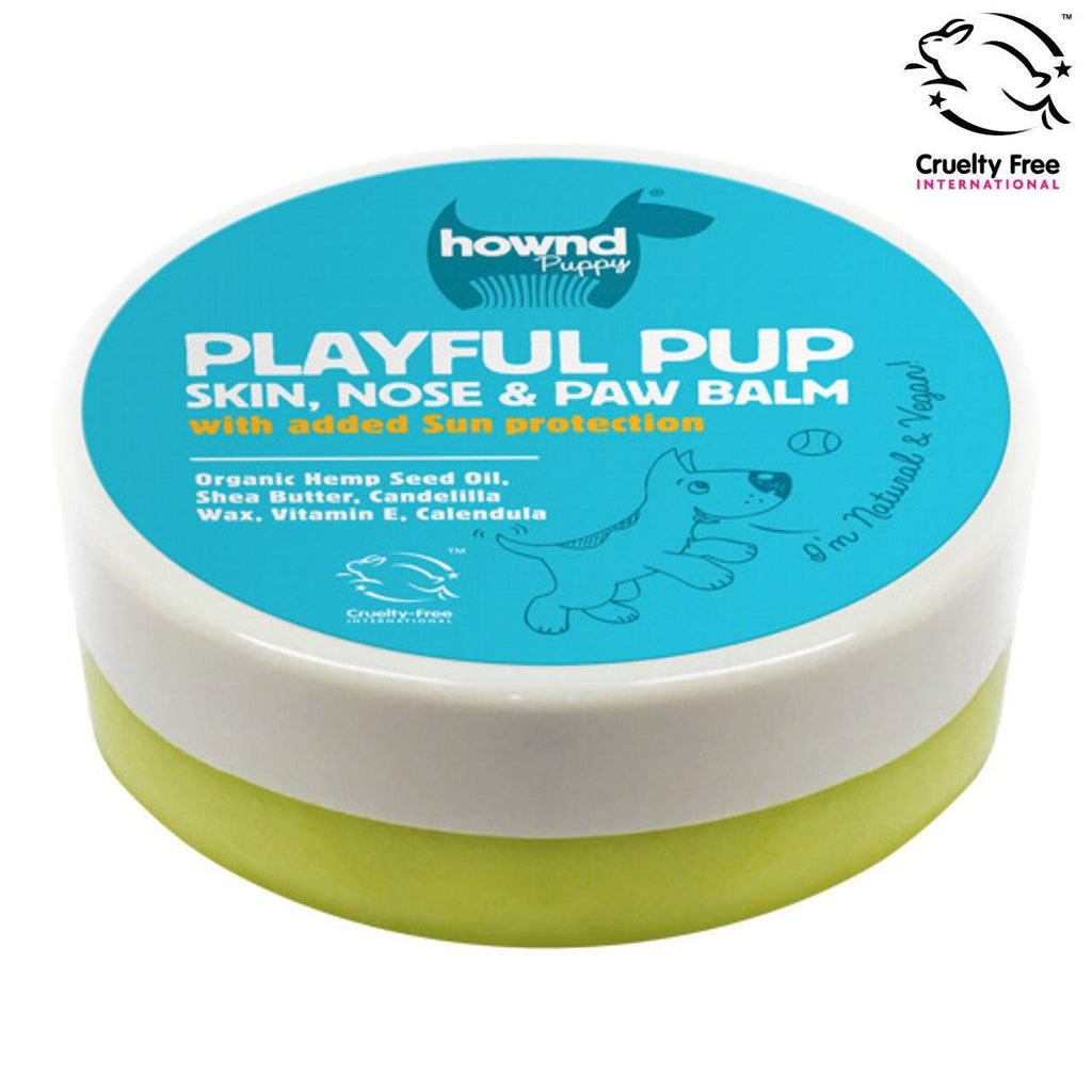 Playful Pup Skin, Nose & Paw Balm with SPF