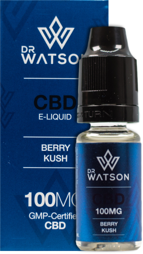 Berry Kush CBD E-Liquid