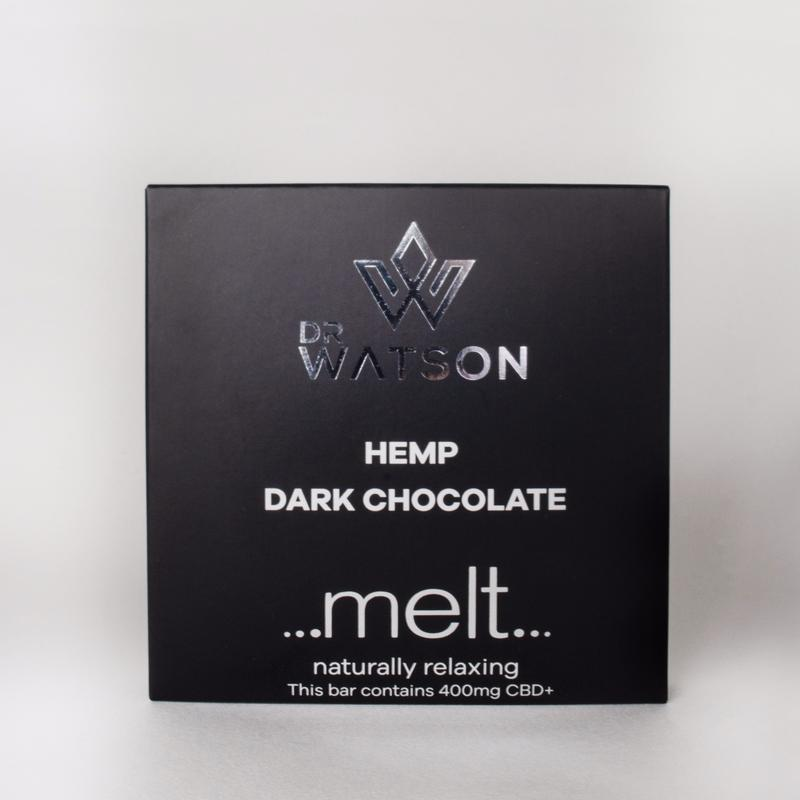 Hemp Dark Chocolate | 400mg CBD