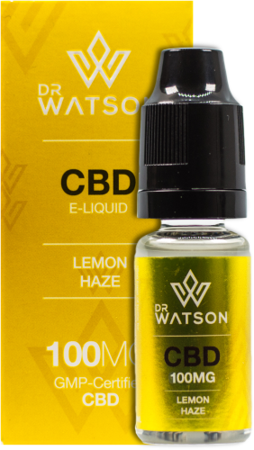 Lemon Haze CBD E-Liquid