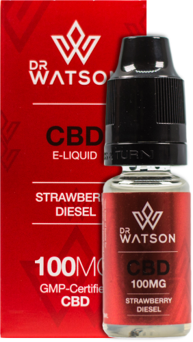 Strawberry Diesel CBD E-Liquid