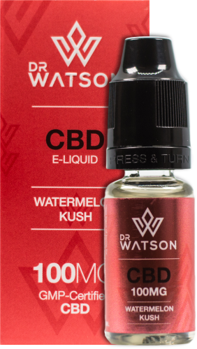 Watermelon Kush CBD E-Liquid