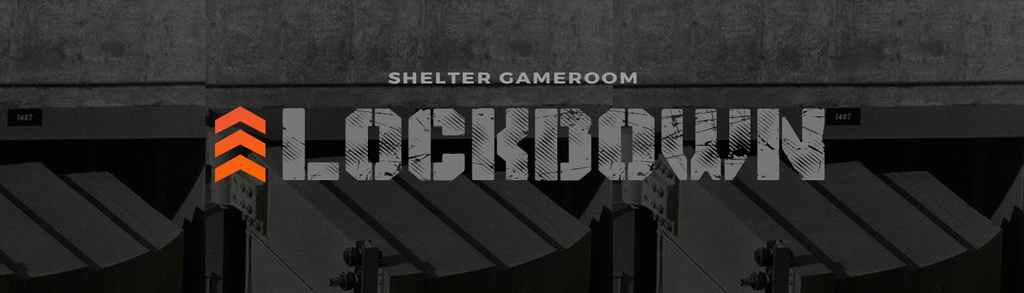 SHELTER LOCKDOWN Yölanit Perjantaina 17.5